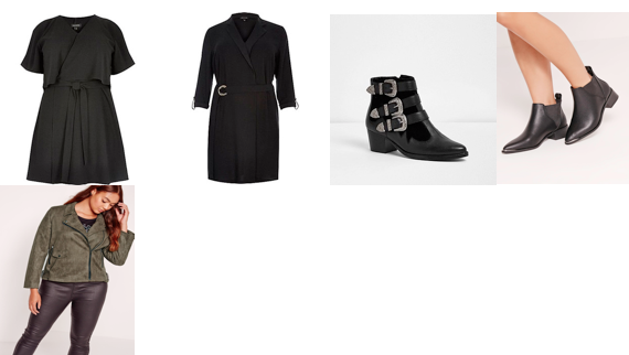 ARTICLES À RETROUVER SUR: RIVER ISLAND - MISSGUIDED - ASOS - NEW LOOK