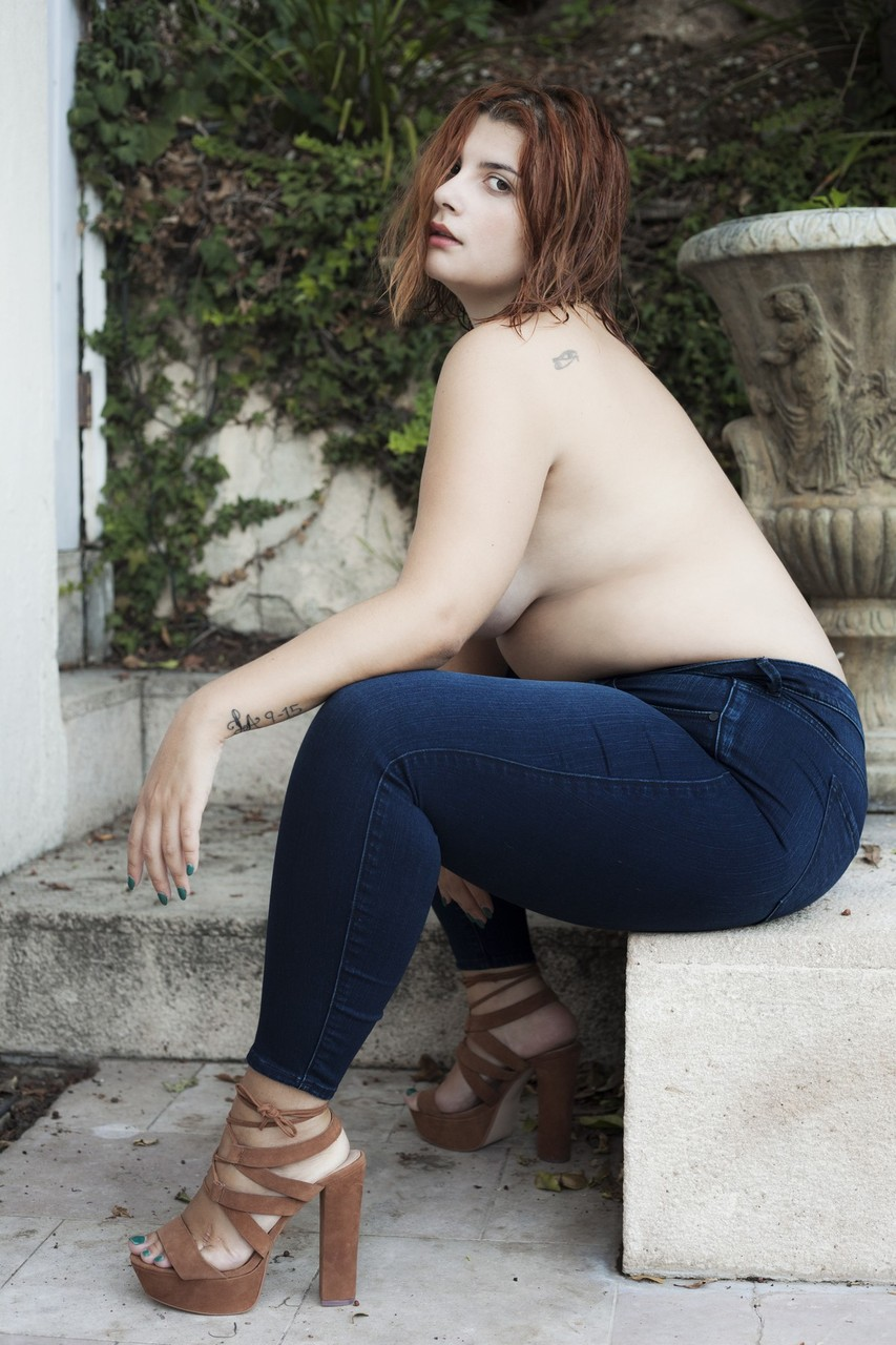 BLOG MODE PLUS SIZE JEANS