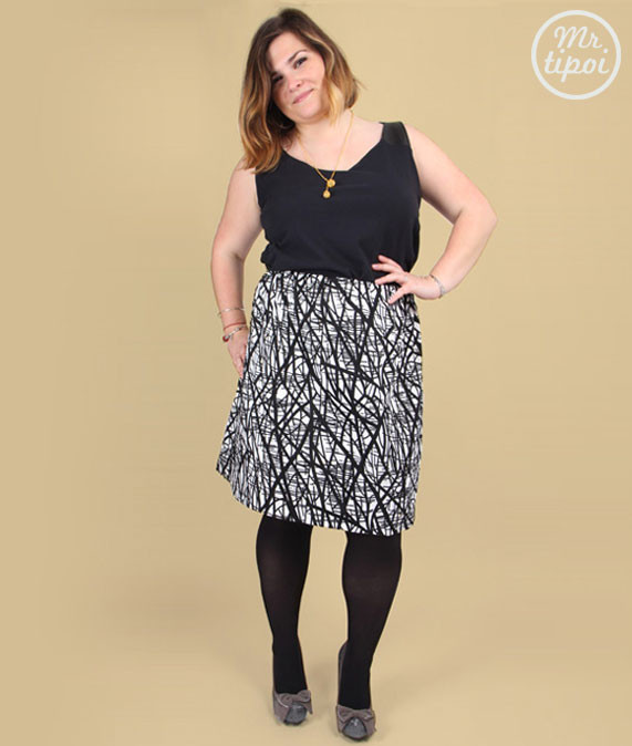 blog mode marseille chic with curves femme ronde plus size grande taille