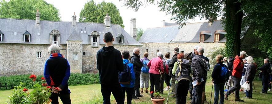 Château du Pélem (propriété privée) © Alexis Le Priellec
