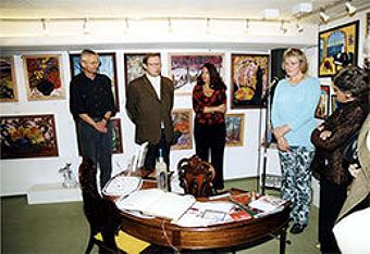 Olaf Ulbricht, Michael von Landsberg, Renate Hille, Marianne Kühn