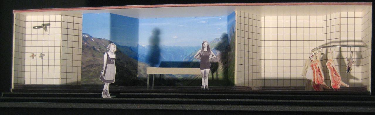 """""""Prinzessinendramen-Der Tod und das Mädchen""""-Elfriede Jelinek/2009"""