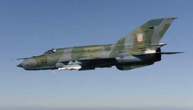 © HRZ I PZO (Croatian Air Force)