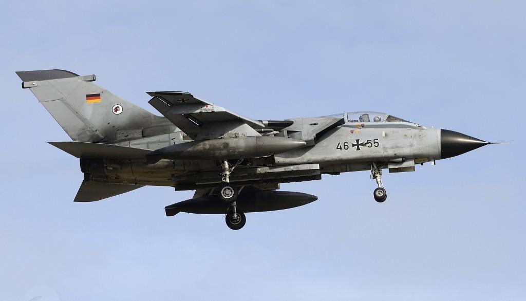 Panavia Tornado ECR dell' AG51 della Luftwaffe / ©cag Photography