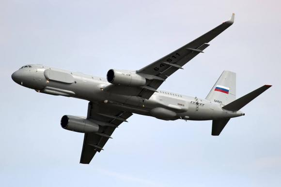 Tupolev Tu-214R. (Foto:VVS)
