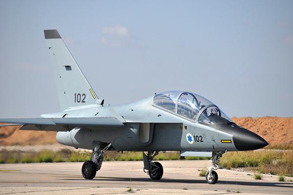 """M-346 """"Lavi"""" (Foto: Israeli Air Force)"""