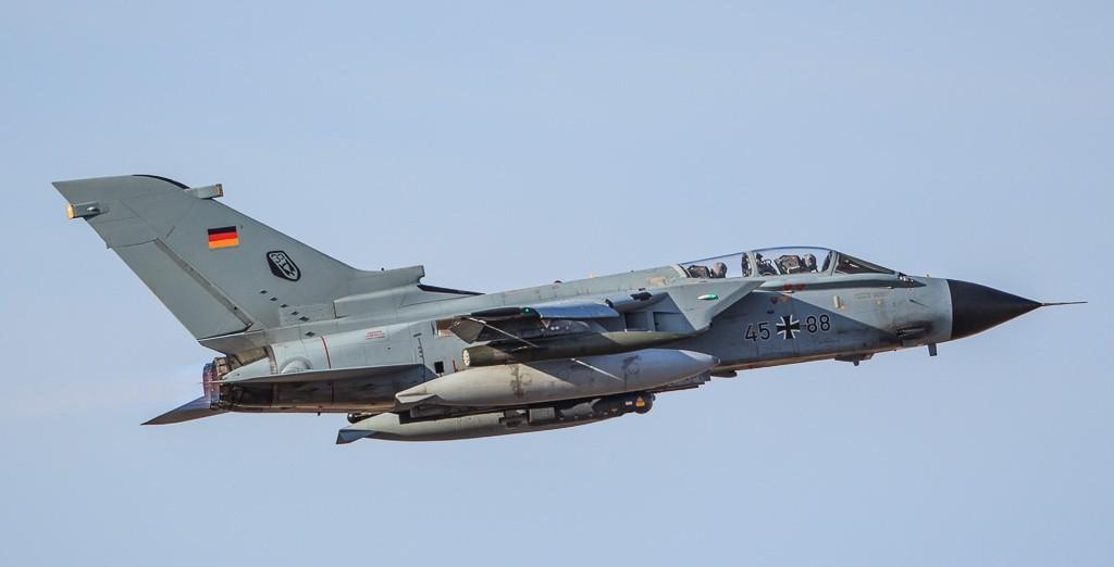 Panavia Tornado IDS - Taktisches Luftwaffengeschwader 33 / © Norman Graf