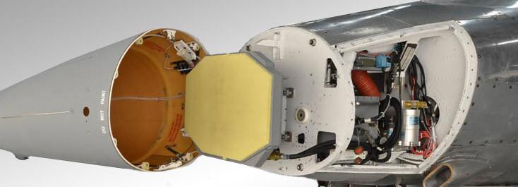 Radar AN/APG-83 SABR (F-16) © Northrop Grumman
