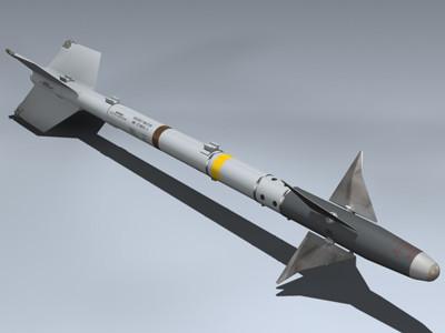 Missile Aria-Aria AIM-9L Sidewinder (autodifesa)