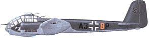 Junker Ju-188 del 7/GK200.