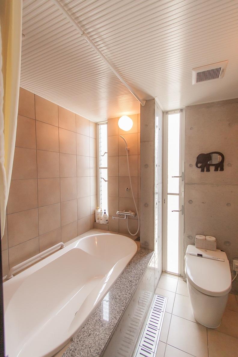2Fバスルーム、トイレ