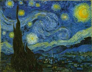 『星月夜』