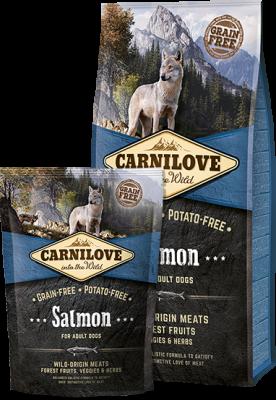 Carnilove Mit 75 Fleischanteil Casa Canis Fast Alles Fur