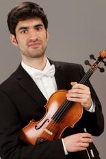Javier Carbone Sarmiento (Violin) Musiktage am Rhein Festival