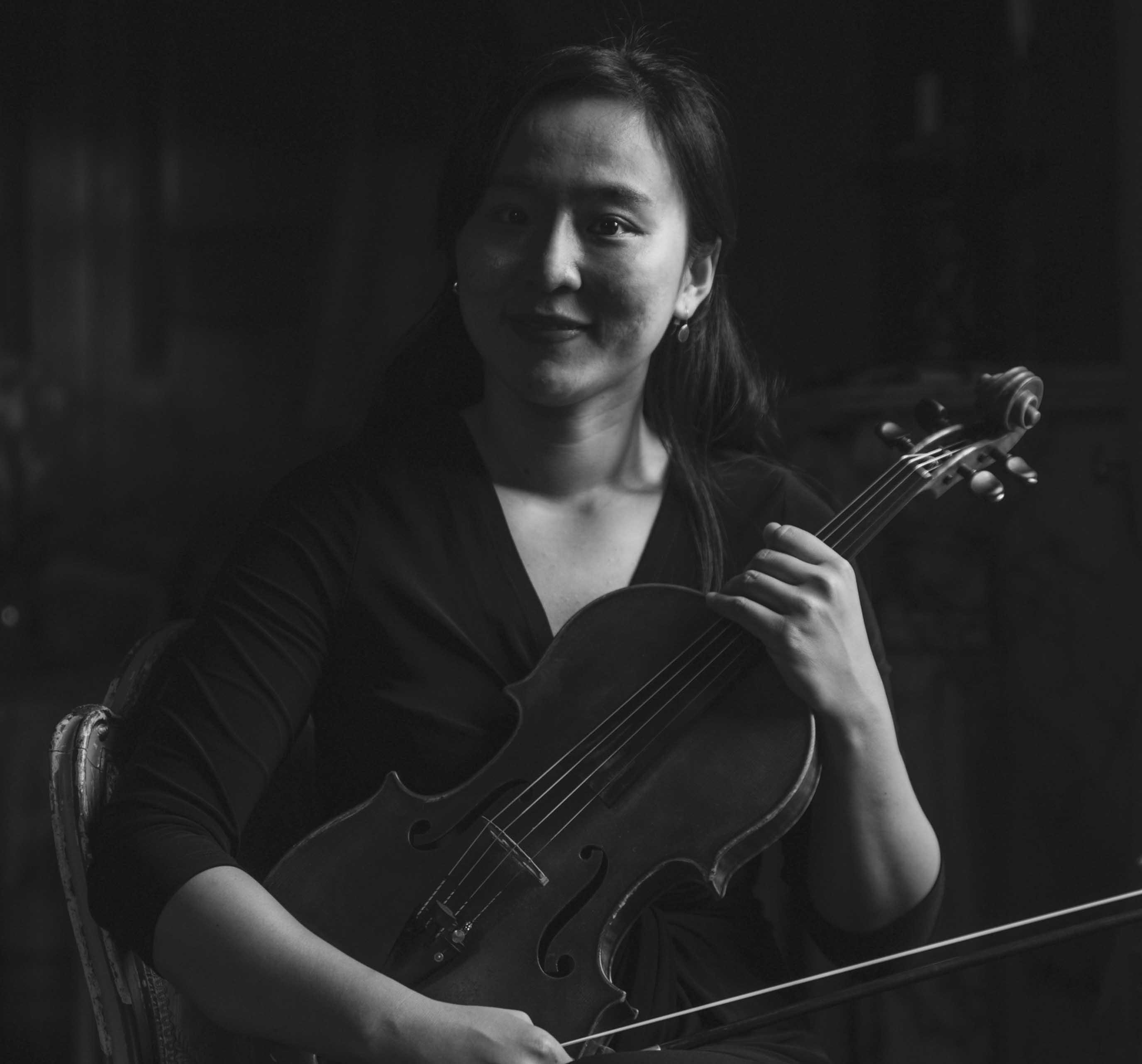 Xiaoti Guo (Viola) Musiktage am Rhein Festival