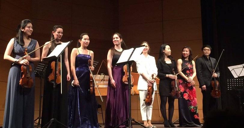 Mainzer Virtuosi, Musiktag am Rhein Festival und Masterclasses