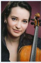 Irina Borissova (Violin) Musiktage am Rhein Festival
