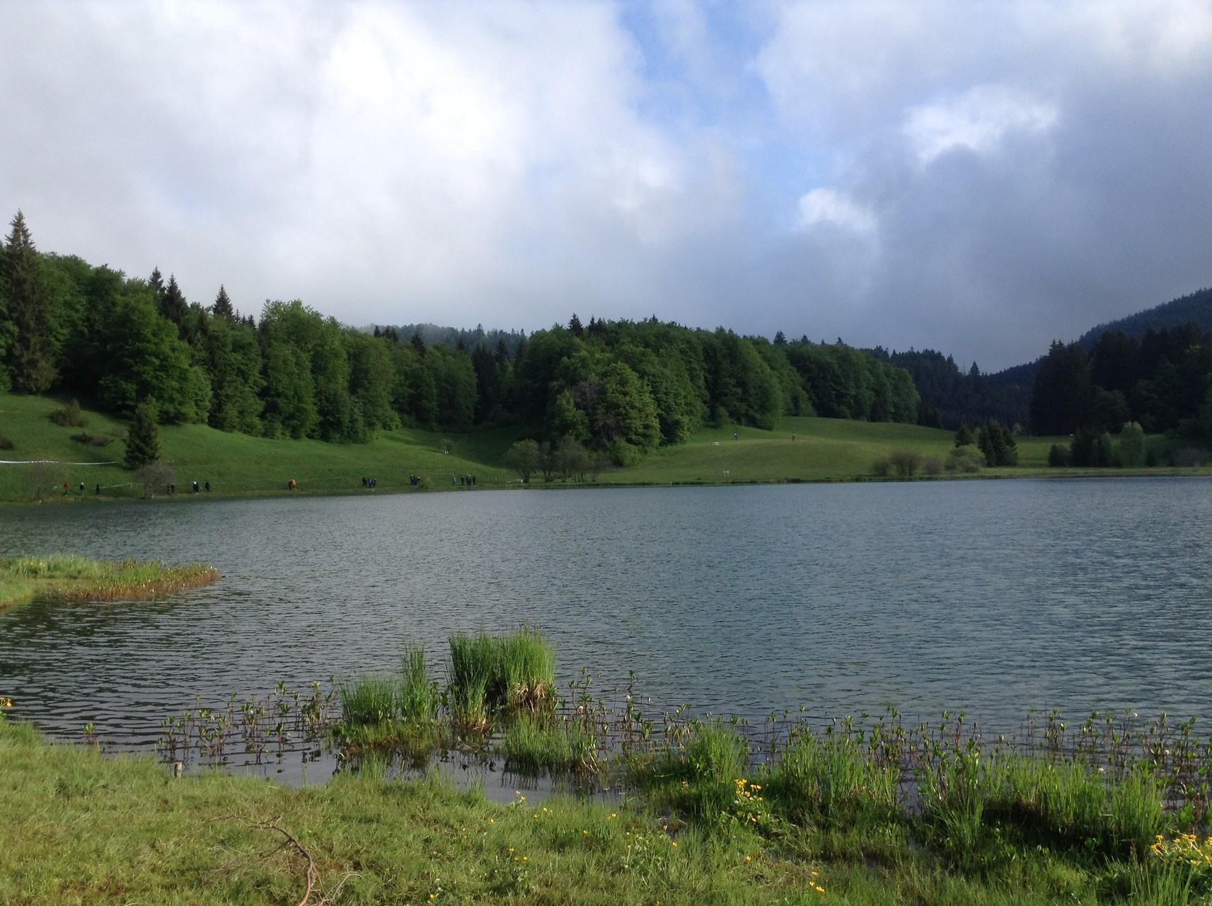 Lac du Guenin