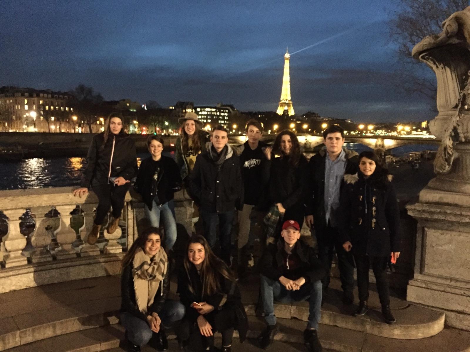 Visite culturelle nocturne