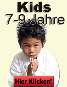 Kinderkarate von 7-9 Jahren