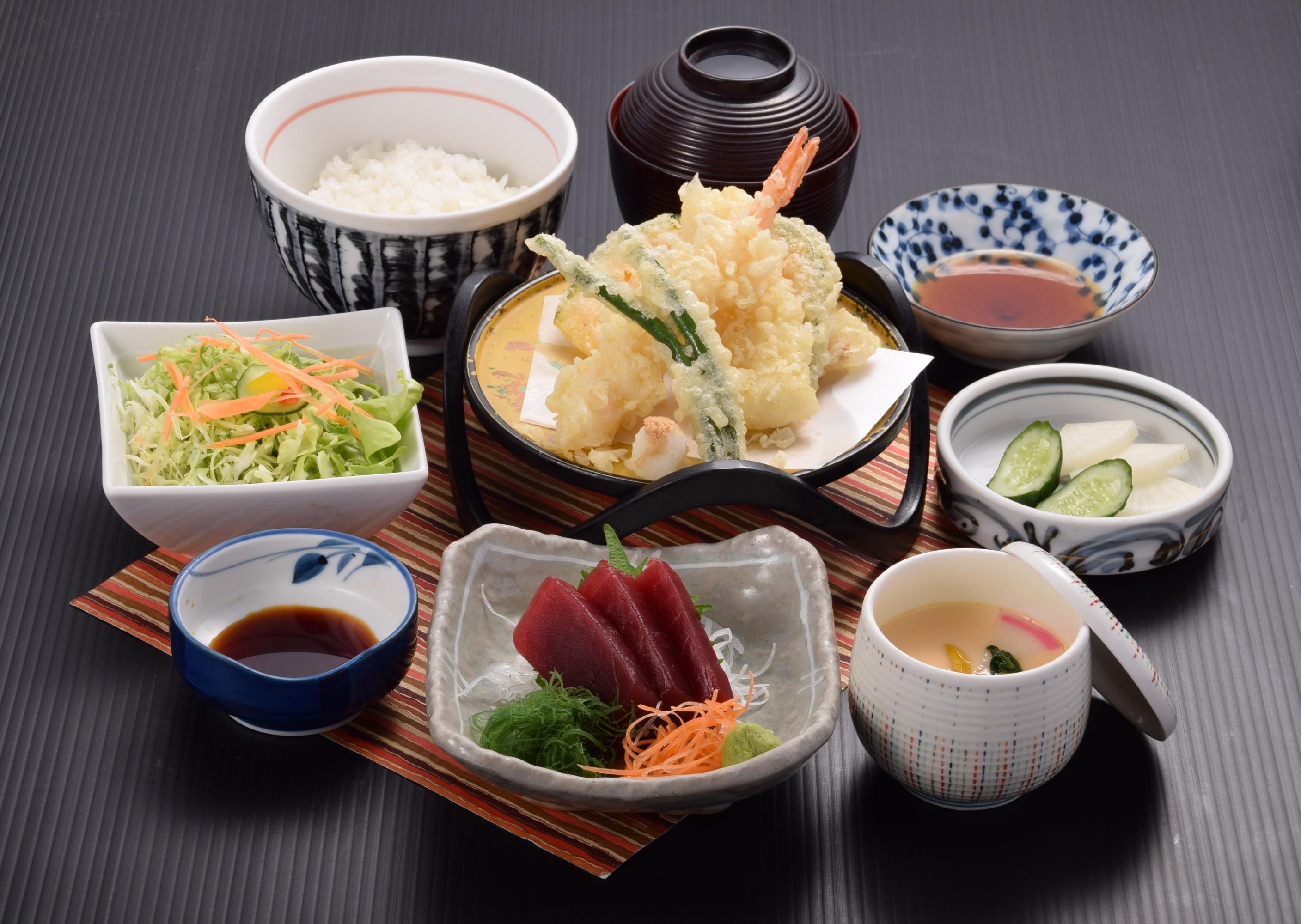 天ぷら刺身御膳ランチ,八街市,伊勢家,うまいのも処,各種ご会合,集いの席,予約,マイクロバス,お食事