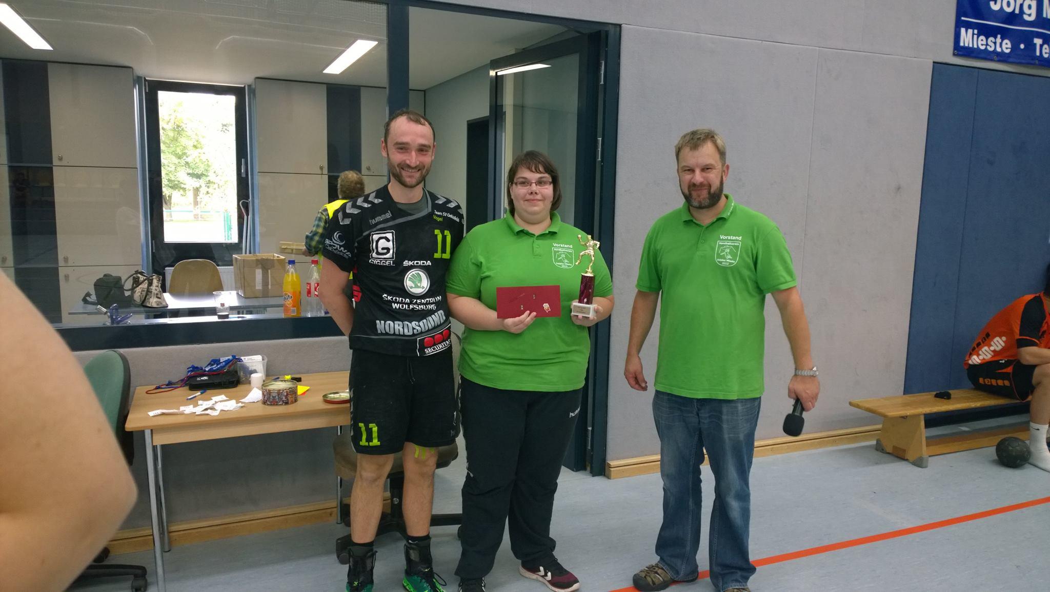 1. Platz SV Oebisfelde