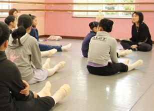 バレエのための解剖学