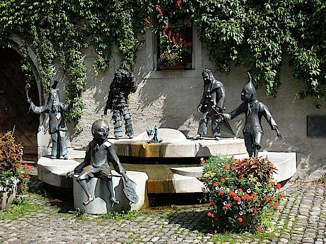 Narrenbrunnen