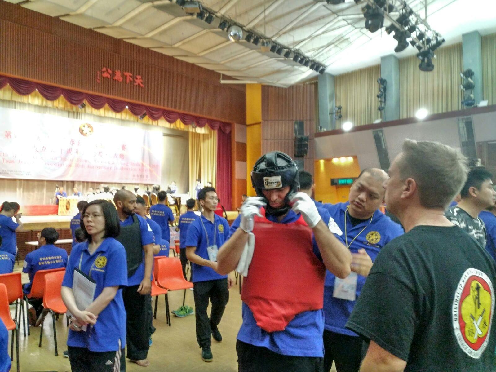 wing chun münchen Turnier Hongkong 3
