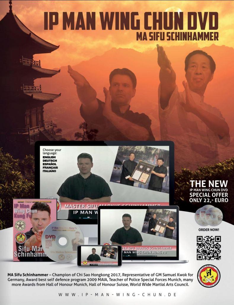 Wing Chun mit Samuel Kwok