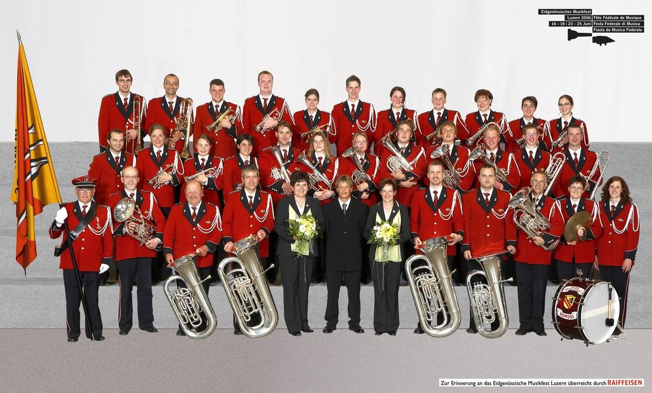 2006: Eidg. Musikfest Luzern