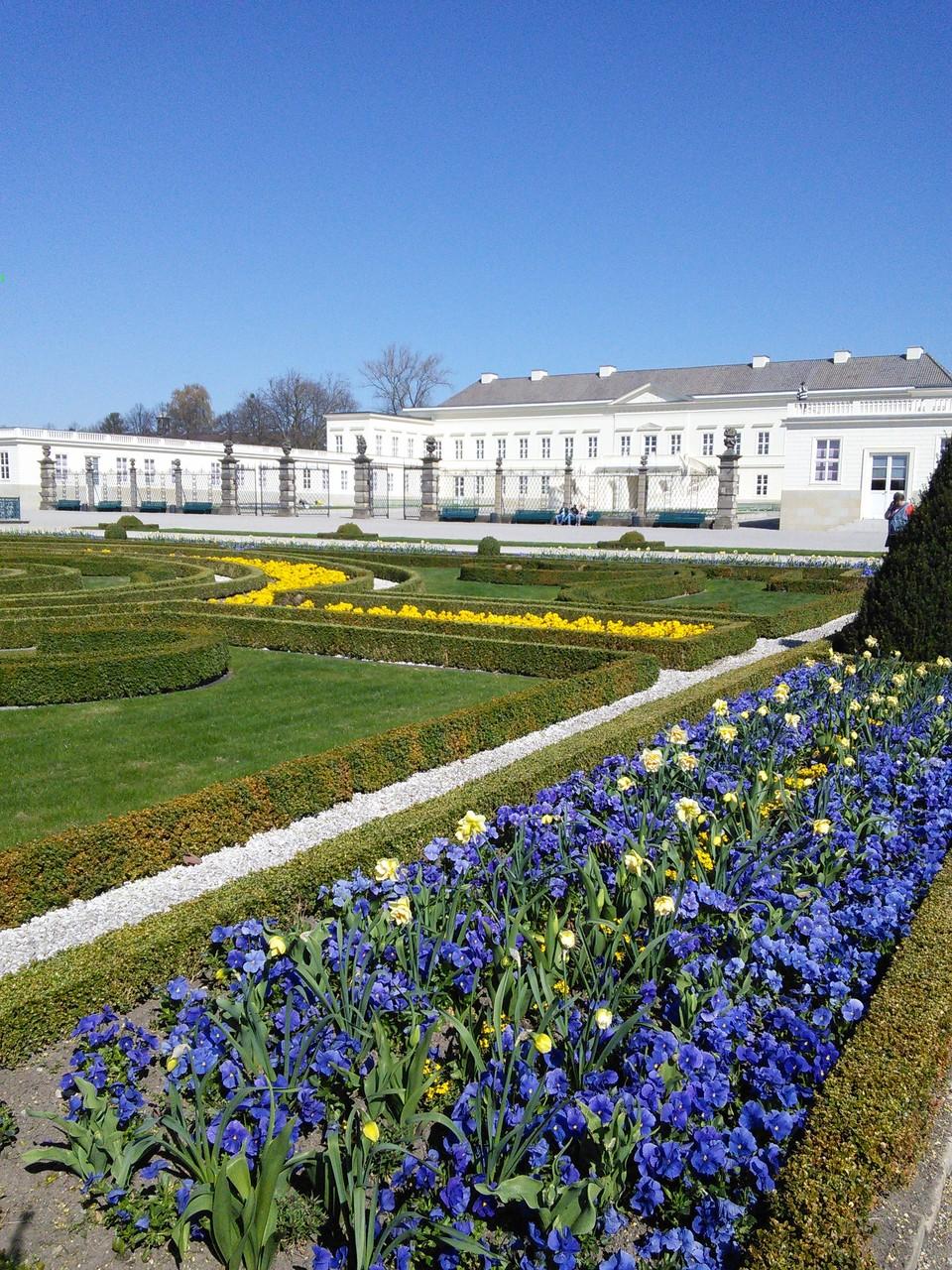 Schloss Herrenhaussn