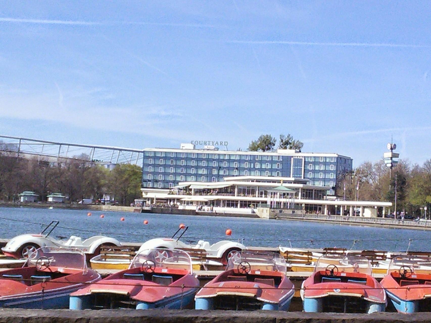 Maschsee Hannover Ansicht 1