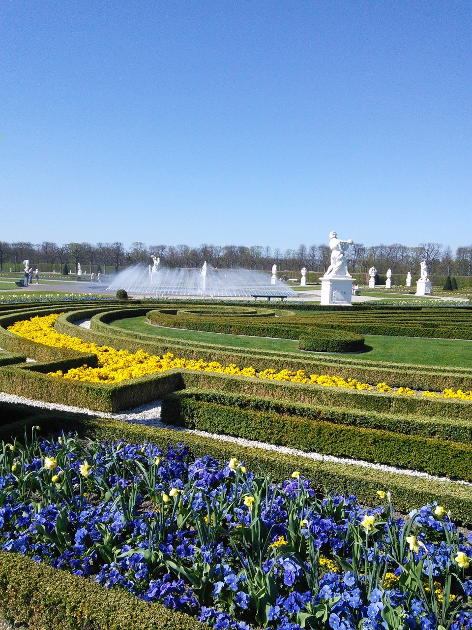 Herrenhäuser Gärten Großer Garten