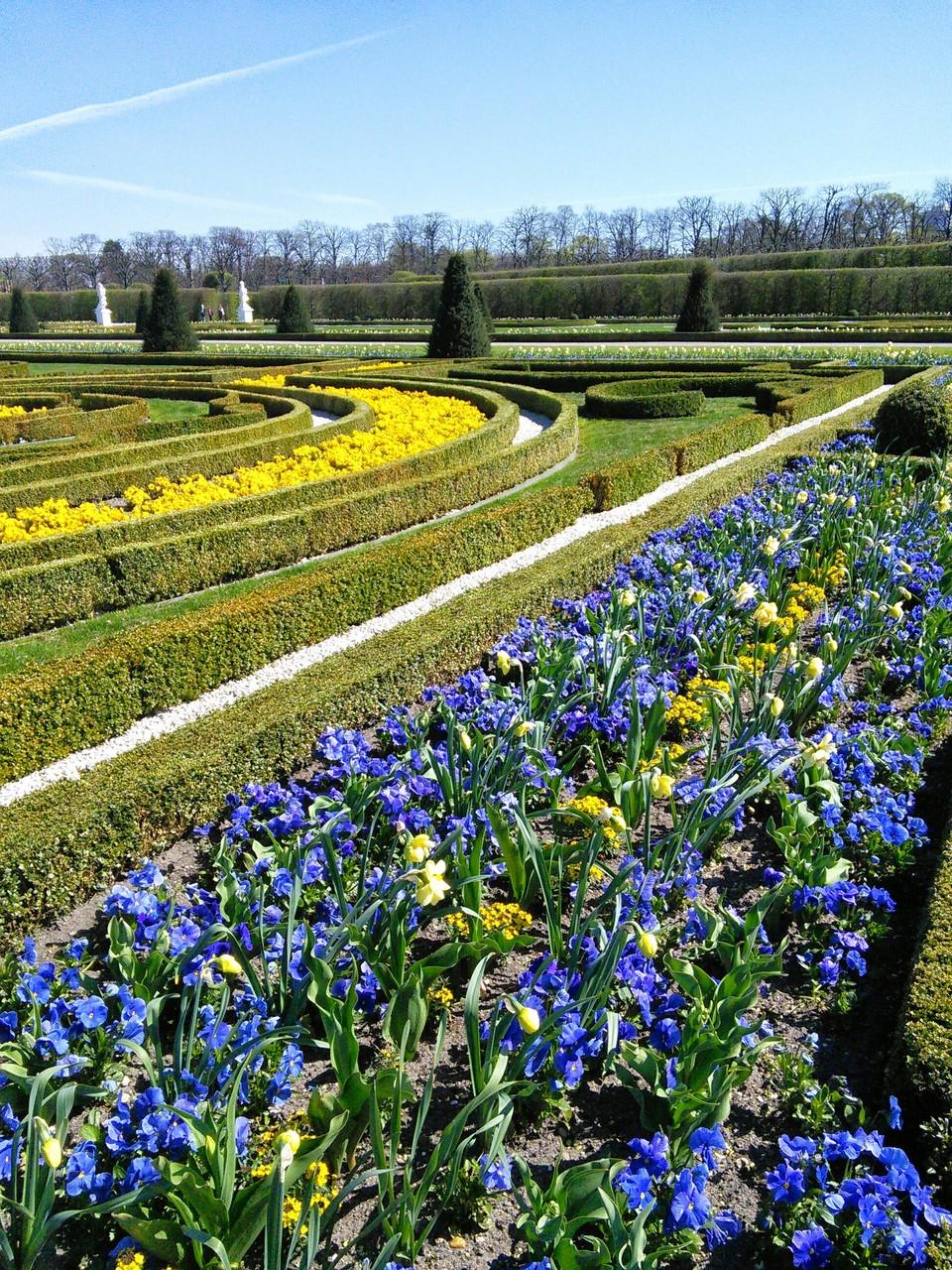 Herrenhäuser Gärten Großer Gärten