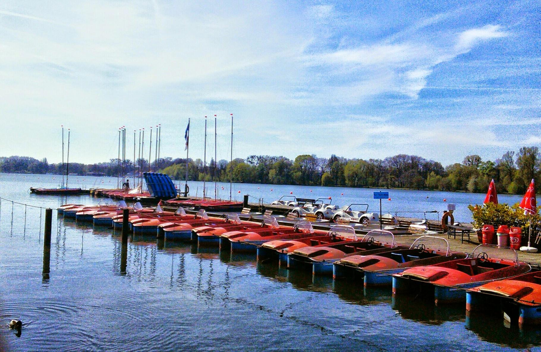 Maschsee Hannover Ansicht 5