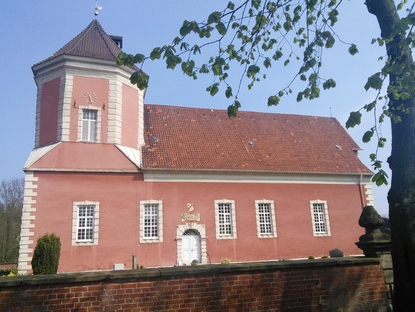 Barockkirche Schloss Ricklingen