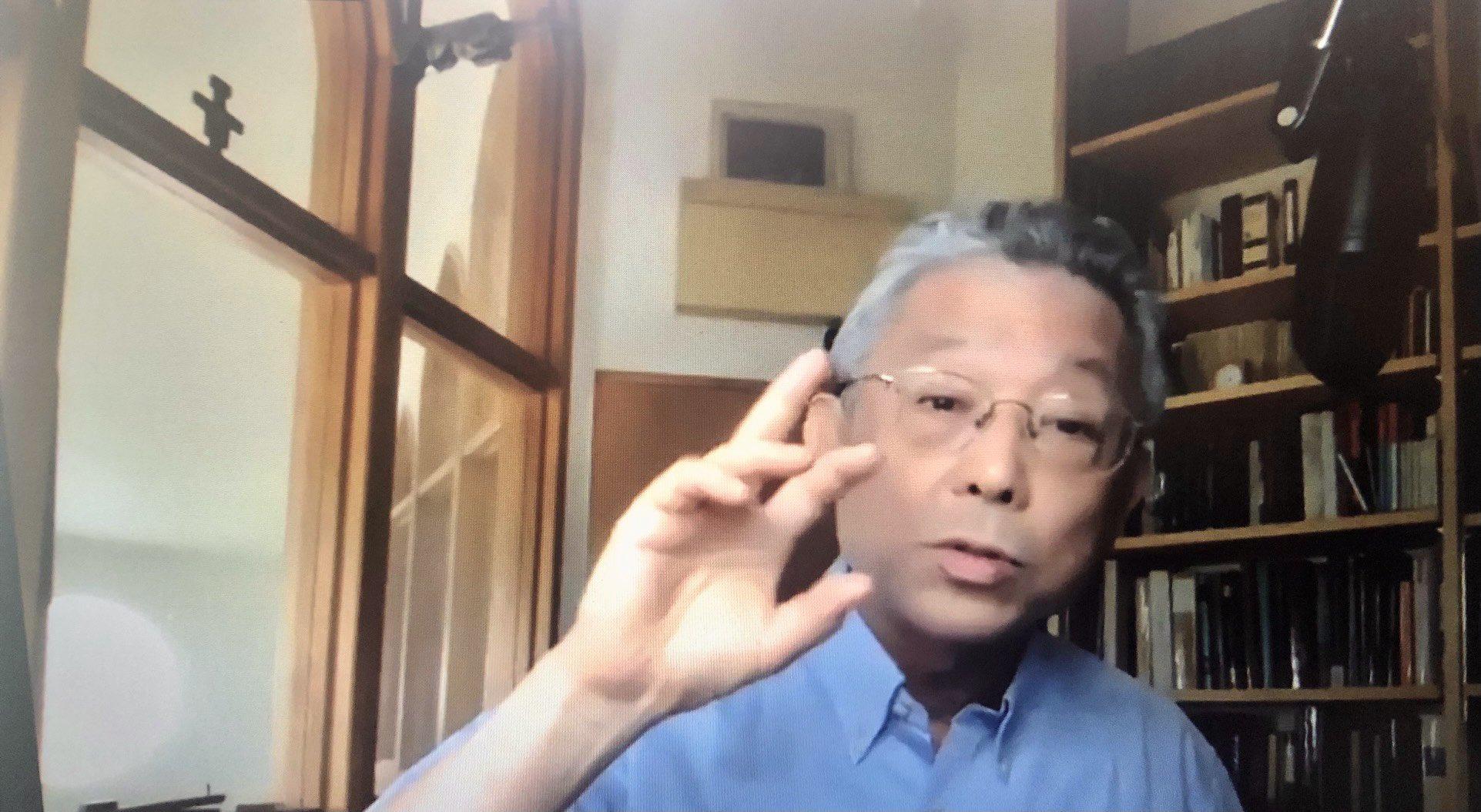花井哲郎 グレゴリオ聖歌の真髄を学ぶ