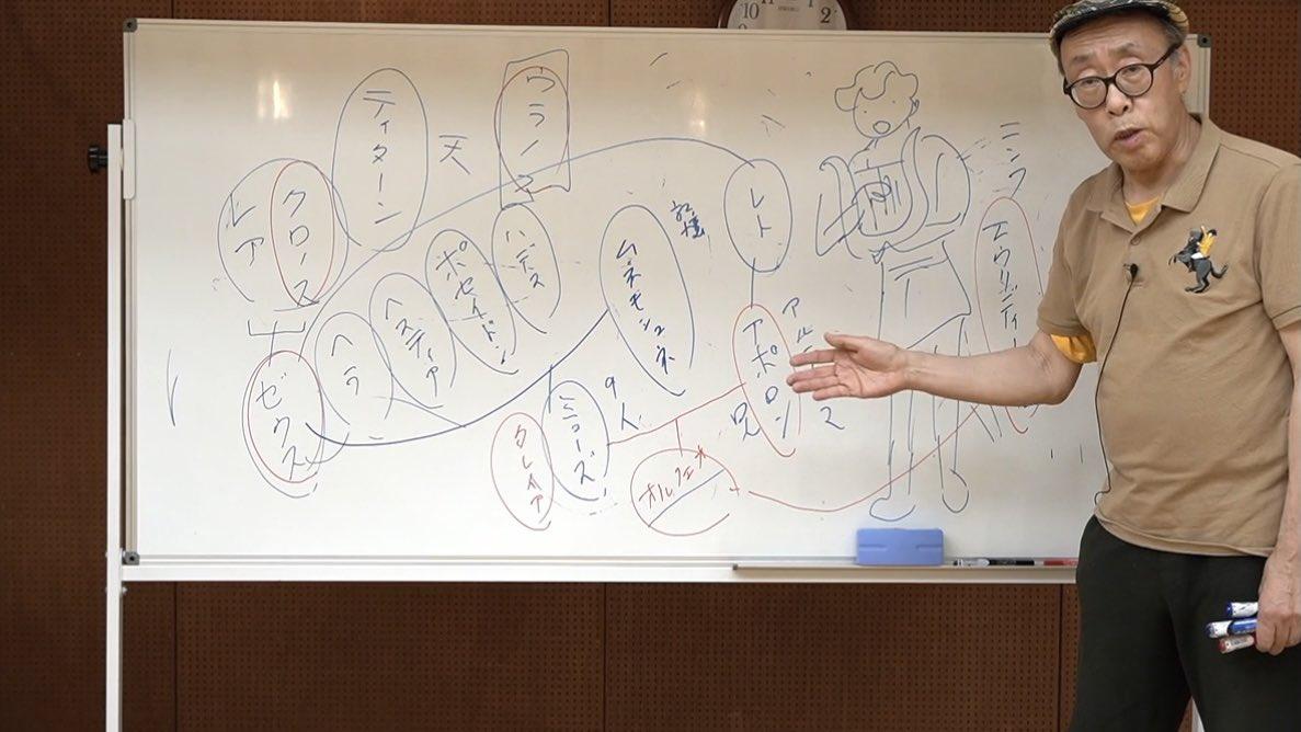 青島広志 ギリシア神話と音楽を語る