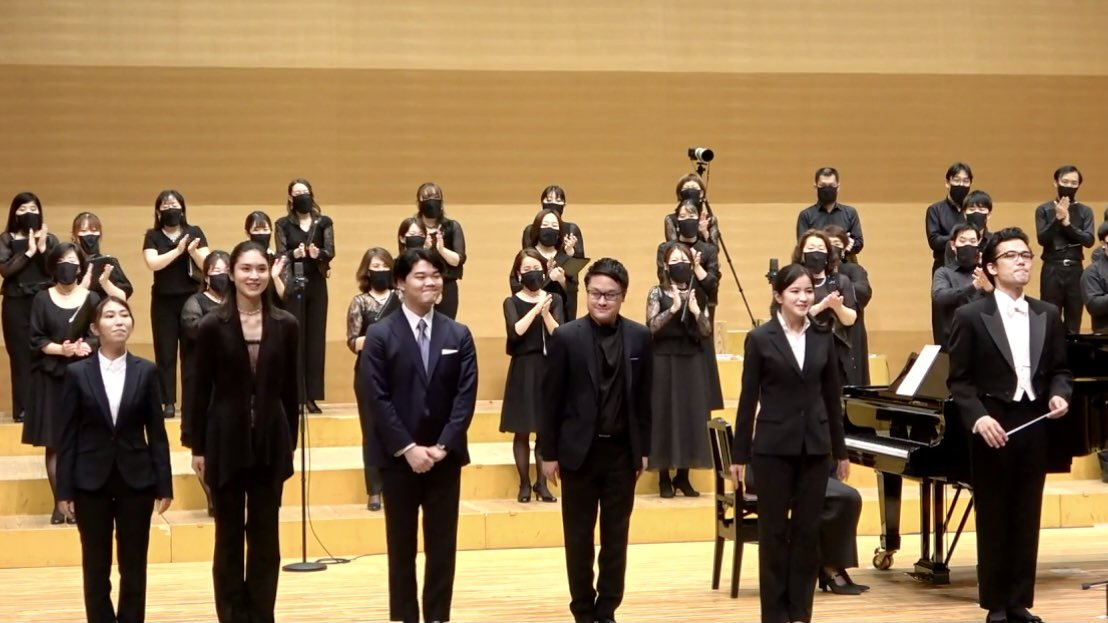 スペシャルコンサート 新しい時代のきざし~次世代の合唱指揮者育成プロジェクト~(JCDAコーラスアカデミー指揮法受講生)