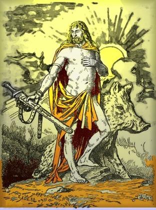 豊穣の神 イング(フレイ)神