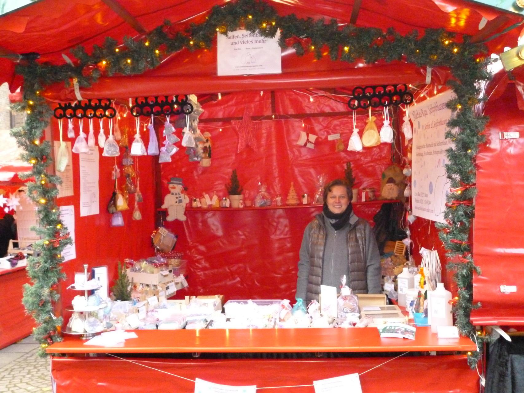 Bild Nikolaus Markt Bonn Beuel 2014