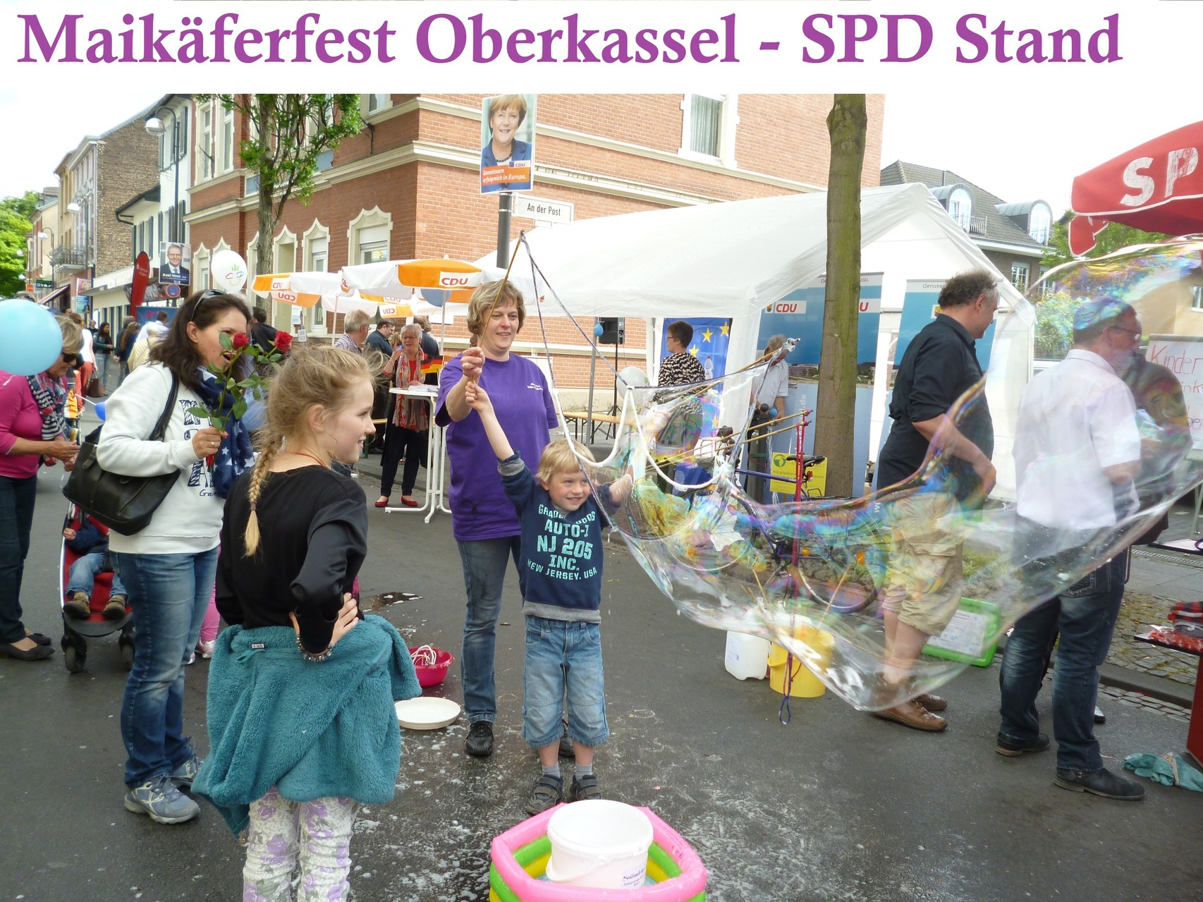 Bild Maikäferfest Bonn Oberkassel