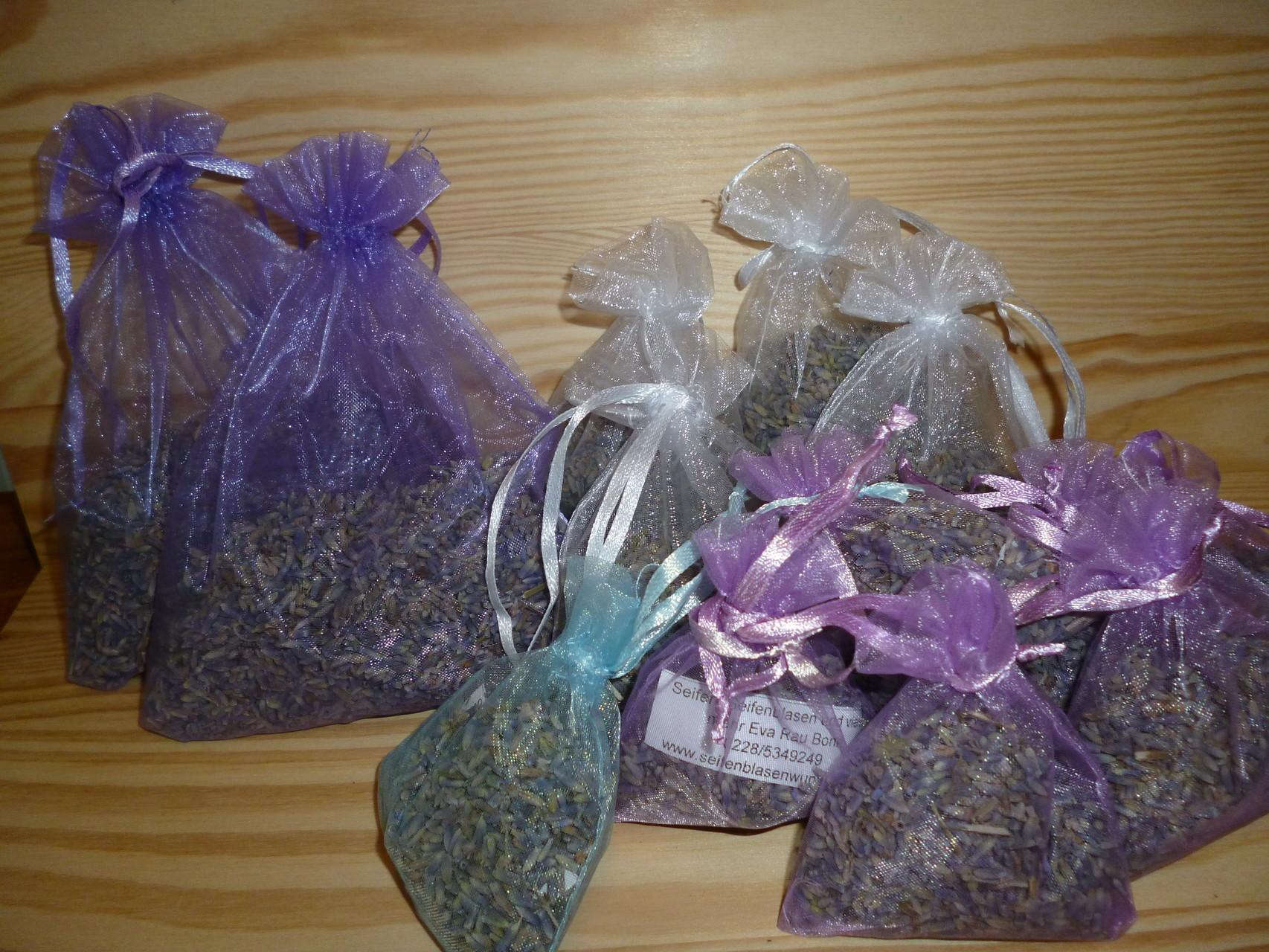 Bild Lavendel Säckchen