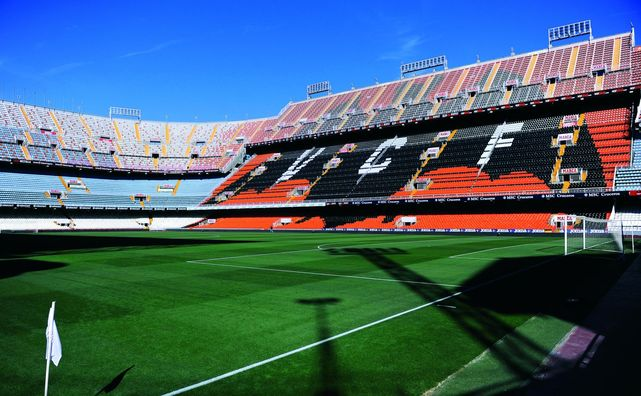 Voetbal Valencia