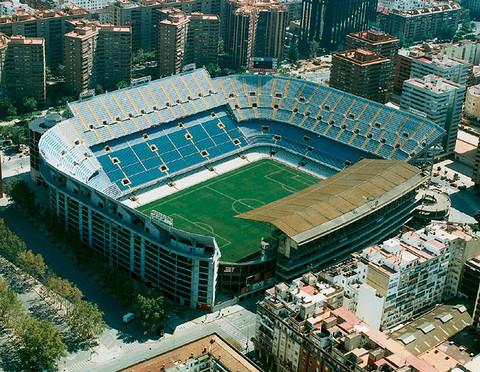 valencia stadion
