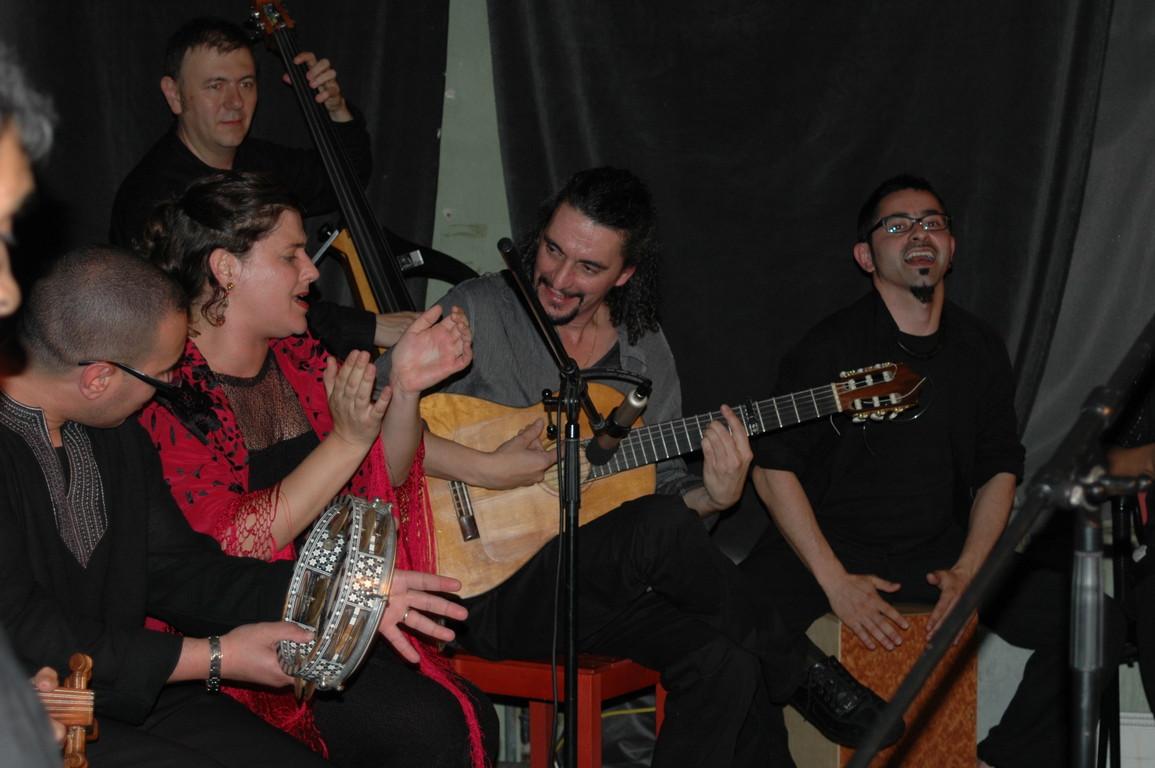 Tangeri Café Orchestra