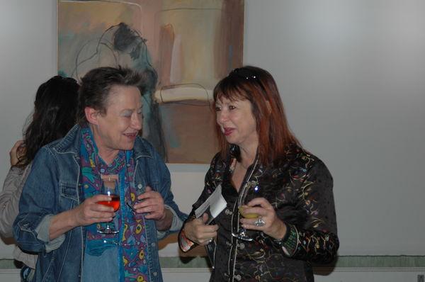 Cora Knoll e Dominique Rondez