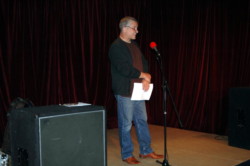 Paolo Blendinger presenta le opere