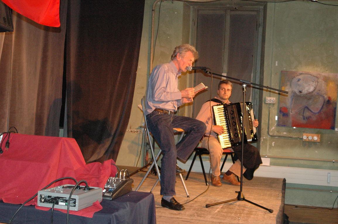 Alberto Nessi e Danilo Boggini